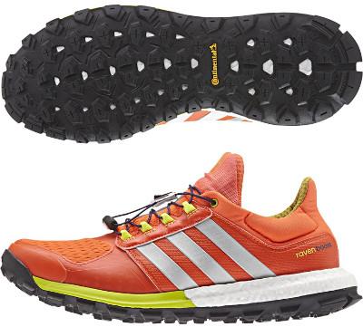 Adidas Adistar Raven Boost para mujer  análisis b0133a628a6cf