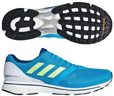 Inevitable Hecho para recordar periodista  Adidas Adizero Adios 4 para hombre: análisis, precios y alternativas