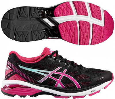 asics mujer entrenamiento