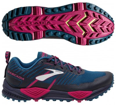 Brooks Cascadia 13