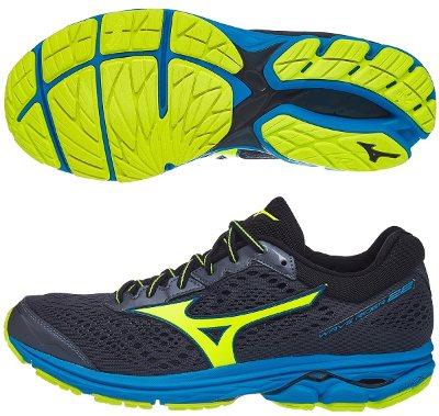 zapatillas mizuno wave rider 22 usadas zapatos deportivos