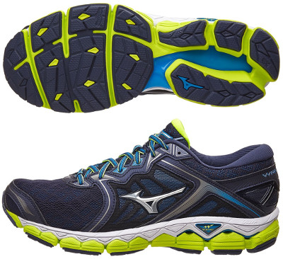 men's mizuno wave sky 2 90