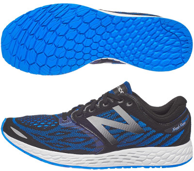 zapatillas new balance fresh foam zante v3