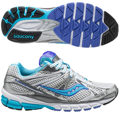 saucony ride 6 mujer