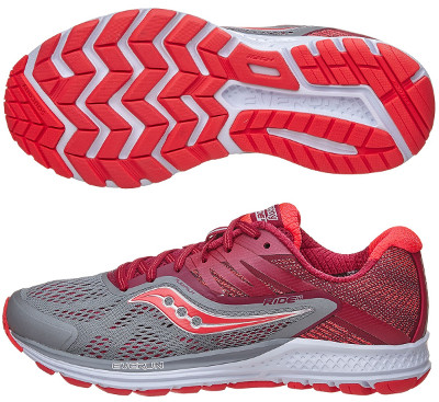 Beau Chaussures Saucony Guide 10 Baskets Femme B13390AD